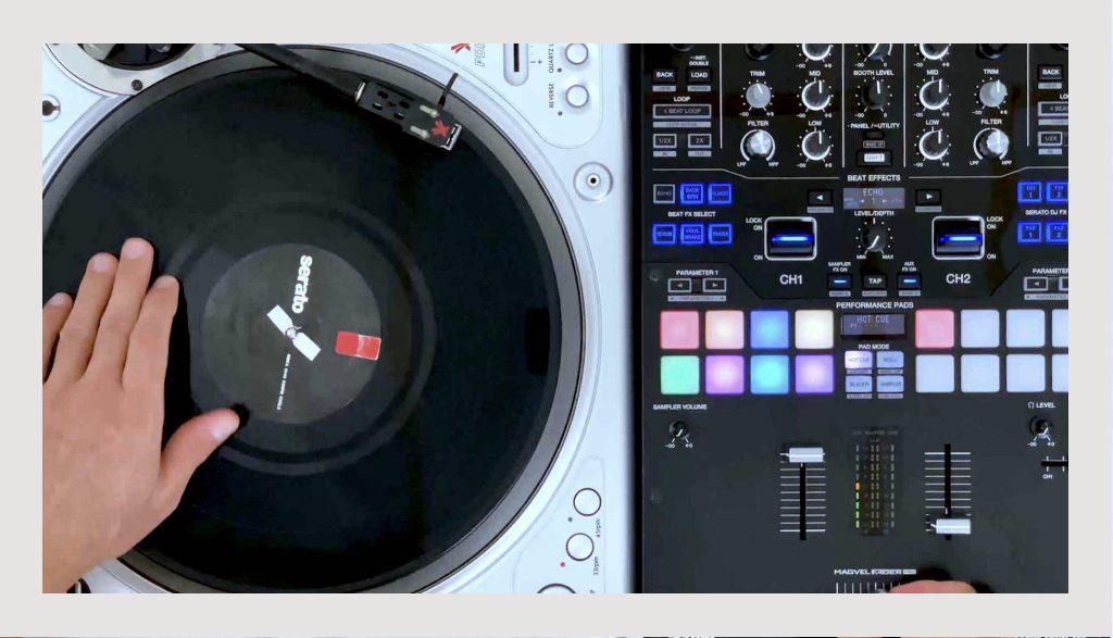 Generación Scratch DJs – PLATINO